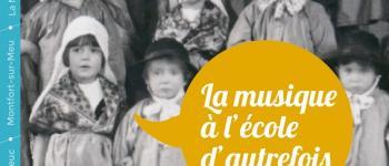 Exposition - La musique à l\école d\autrefois Saint-Gonlay