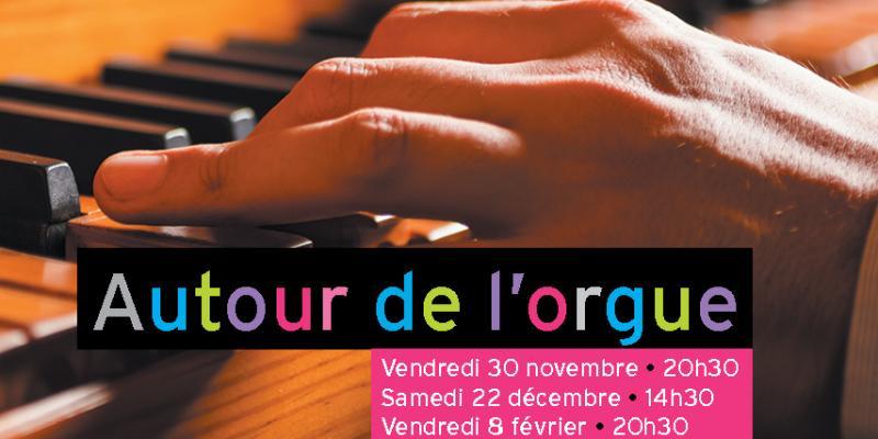 Concert : autour de lorgue