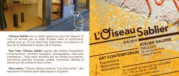 Sigrid Gassler - Exposition Tréguier