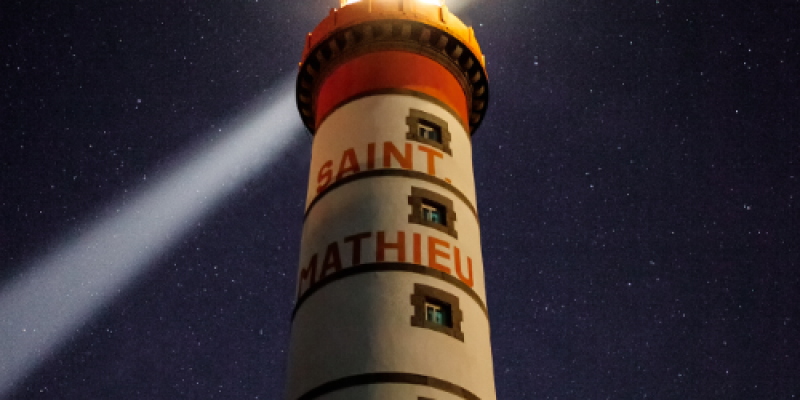 Nuit du phare Saint-Mathieu