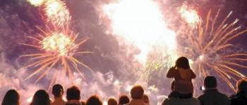 Feu d\artifice Dinard