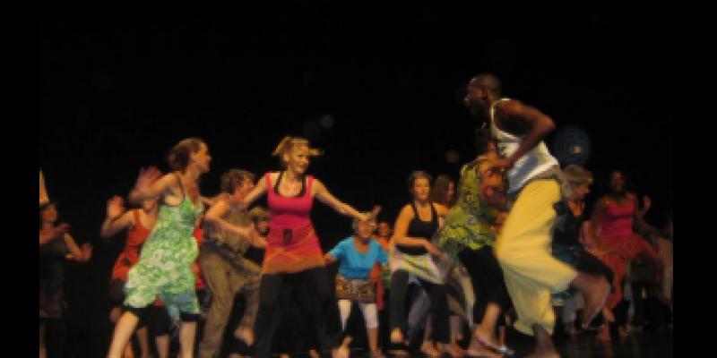 21ème Université dété de Danses et Percussions Africaines