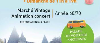 Vintage Party au Château ! Le Fœil