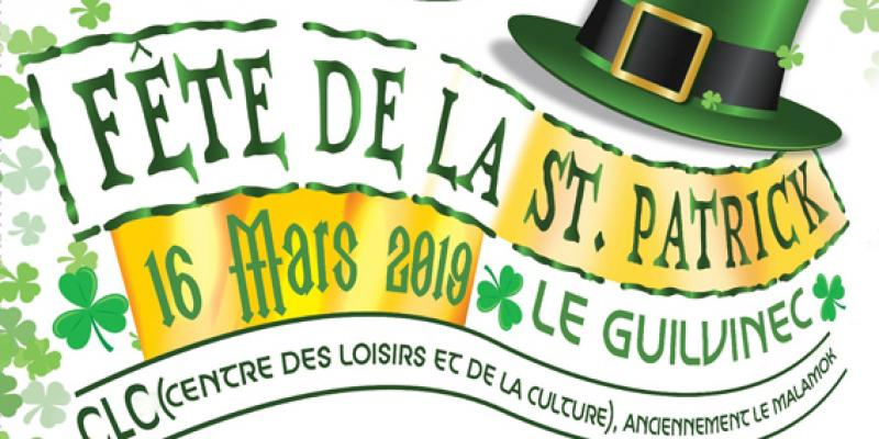 Fête de La Saint-Patrick - Soirée et dîner spectacle irlandais