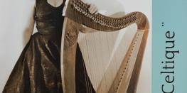 Concert harpe celtique Dinard