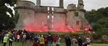 Balades théâtrales au château de Kergournadeac\h Cléder