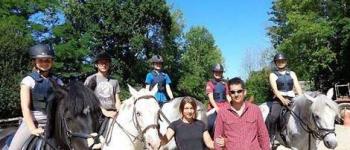 Balade à cheval sur la plage Binic-Étables-sur-Mer