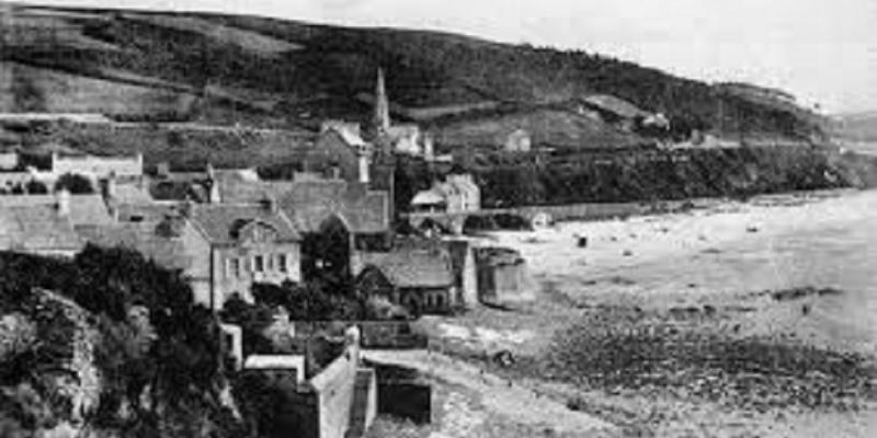 Débarquement sur la plage de Saint Michel en Grève, commémoration et souvenirs