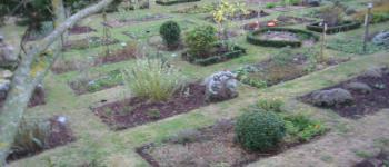 Visite des jardins d\herbarius Lamballe-Armor