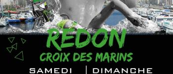 Coupe de France et de Bretagne de Nage en eau Libre et Triathlon Vert. Redon