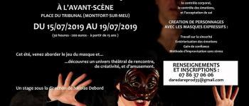 Stage de théâtre masqué Montfort-sur-Meu