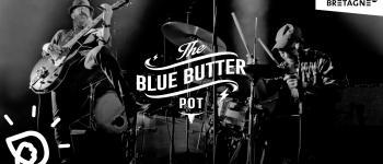 Boulevard des musiques - The blue butter pot Erquy