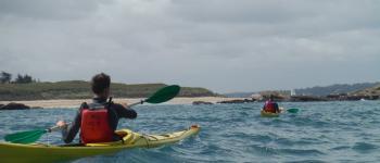 Sortie kayak de mer - Ile des Ebihens Saint-Jacut-de-la-Mer