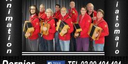 Soirée musicale et danses bretonnes Saint-Méloir-des-Ondes