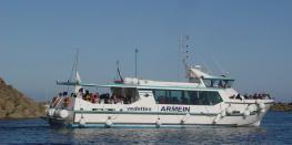 Excursion à l'île de Batz Trébeurden