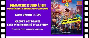 Ciné goûter: Toy Story 4 Guingamp