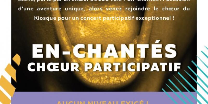 En-chantés, choeur participatif