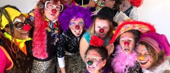Stage clown en famille, à la Grange Théâtre Thourie