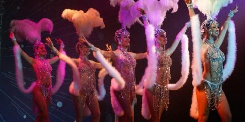 Cabaret avec Magic Paradise