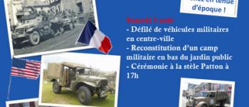 Fête de la libération Saint-Méen-le-Grand