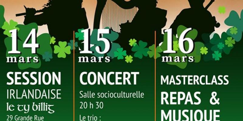 Saint-Jouan fête la Saint Patrick