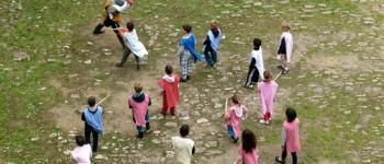 Visite ludique des petits chevaliers Brélès
