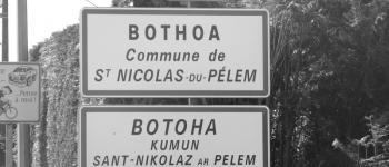 Traversée du bourg de Bothoa Saint-Nicolas-du-Pélem