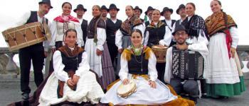 Musique et danse du monde \La Galice\ Châteaulin