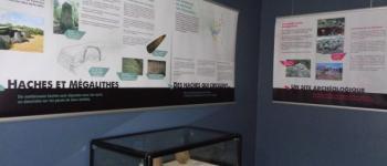 Visite Maison de l\Archéologie et Site Quelfenec Plussulien