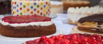 Vente de gâteaux et de vin d\Alsace Île-de-Bréhat