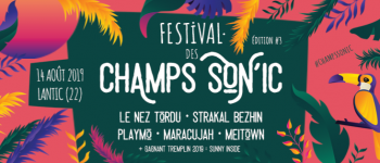Festival des Champs Son\ic Lantic