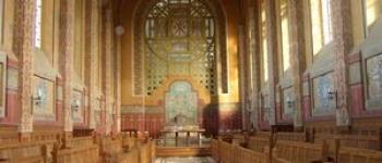 Chapelle Art déco - Maison Saint-Yves Saint-Brieuc