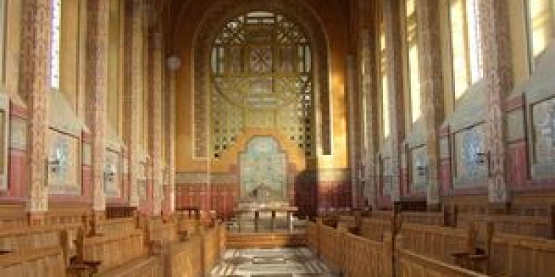 Chapelle Art déco - Maison Saint-Yves