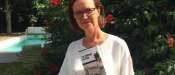 Anne Solen Kerbrat à Mots et Images pour ses polars bretons Guingamp