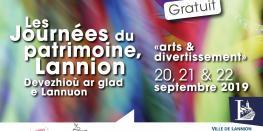 Visite guidée de Lannion - Journées du patrimoine Lannion