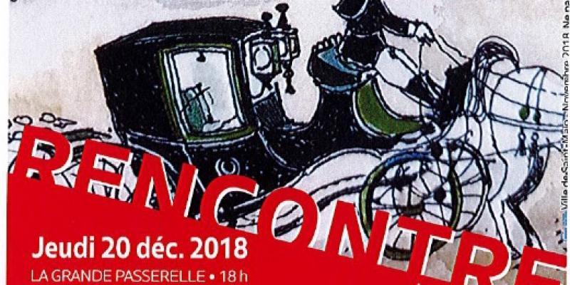 Les rencontres littéraires de l'Encre Malouine : Marc Dugain