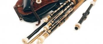 Concert orgue et cornemuse irlandaise par Joanny et Pierre Berne Plougasnou
