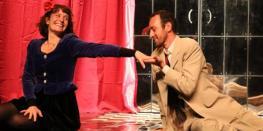 Théâtre Le jeu de l'amour et du hasard Loudéac