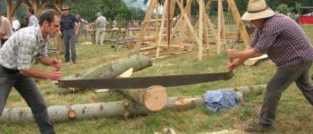 Fête du bois au village d\Antan Plédéliac