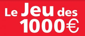 Jeu des 1000 euros - France Inter Corseul