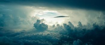 Exposition : \Dans les nuages\ Dinard