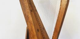 Animations découverte de la harpe pour les 6-12 ans Dinan