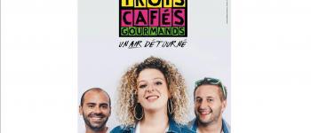 Concert : les 3 cafés gourmands Guingamp