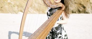 Concert de Harpe Celtique Nolwenn ARZEL Plérin