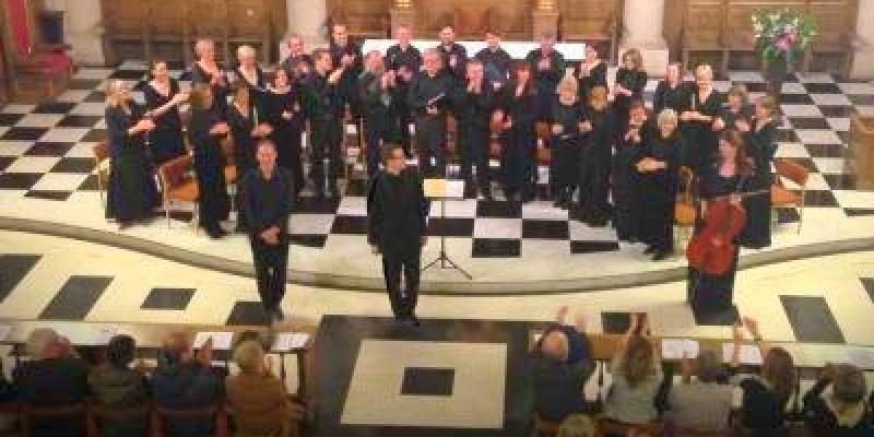 Festival Jean Langlais - Concert dAd Libitum et la Chorale les Amis de Jean Langlais à La Fontenelle