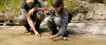Je pêche mon premier poisson Bon repos sur blavet