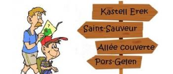 Rallye de l\Ile Grande Pleumeur-Bodou