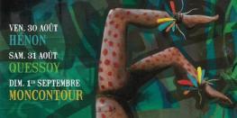 Festival Rue Dell Arte Quessoy