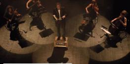 Le Siffleur et son quatuor à cordes - Humour musical Tréguier