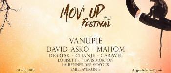 Festival de musique \Mov\up\ Argentré-du-Plessis